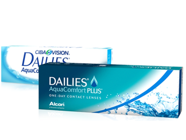 Alcon Dailies Aqua Comfort Plus